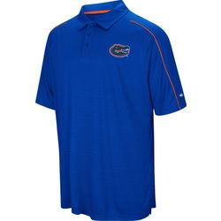 Florida Gators Mens Setter Polo Shirt by Colosseum