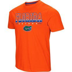 Florida Gators Mens Tackle T-Shirt by Colosseum