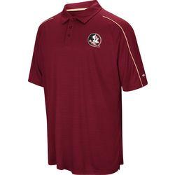 Florida State Mens Reflex Polo Shirt by Colosseum