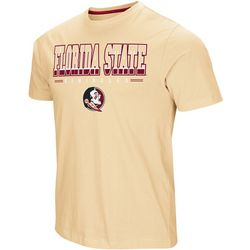 Florida State Mens Tackle T-Shirt by Colosseum