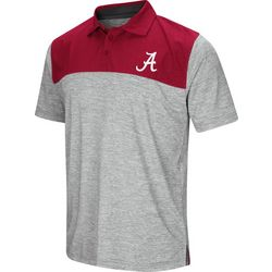 Alabama Mens Southpaw Polo Shirt by Colosseum