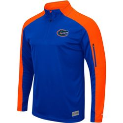 Florida Gators Mens Colorblocked Duff Windshirt by Colosseum