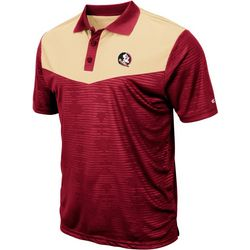 Florida State Mens Bart Polo Shirt by Colosseum