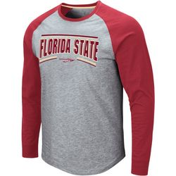 Florida State Mens Kang Long Sleeve T-Shirt by Colosseum