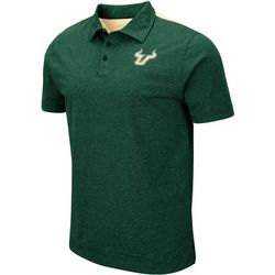 USF Bulls Mens I Will Not Polo Shirt by Colosseum