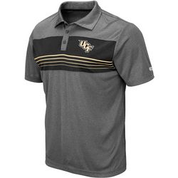 UCF Knights Mens Smithers Polo Shirt by Colosseum