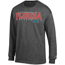 Florida Gators Mens Arch Long Sleeve T-Shirt by Champion