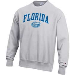 Florida Gators Mens Reverse Pullover Sweatshirt by Champion