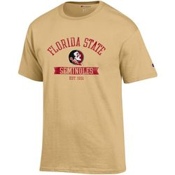 Florida State Mens Icon Est. 1851 T-Shirt by Champion