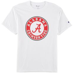 Alabama Mens Logo T-Shirt by Champion