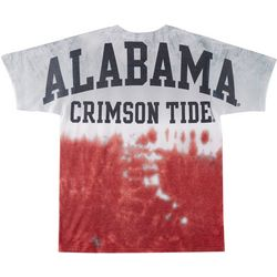 Alabama Mens Dip Dye T-Shirt by Victory