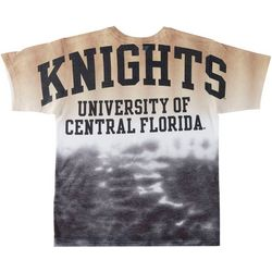 UCF Knights Mens Dip Dye T-Shirt by Victory