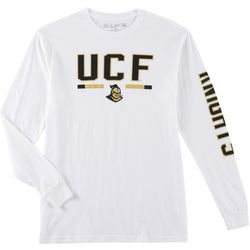 UCF Knights Mens Logo Long Sleeve T-Shirt by Victory