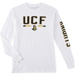 UCF Knights Mens Logo Long Sleeve T-Shirt by Victory