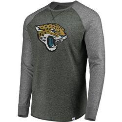 Jaguars Mens Static Long Sleeve T-Shirt
