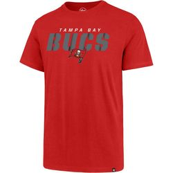 Buccaneers Mens Super T-Shirt by 47 Brand