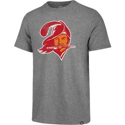 Buccaneers Mens Triblend Mascot T-Shirt by 47 Brand