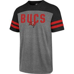 Buccaneers Mens Club Short Sleeve T-Shirt by 47 Brand