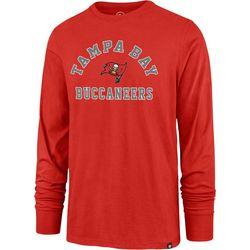 Buccaneers Mens Varsity Long Sleeve T-Shirt by 47 Brand