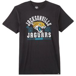 Jaguars Mens Breaker T-Shirt by 47 Brand