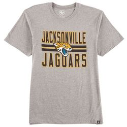 Jaguars Mens Block T-Shirt by 47 Brand