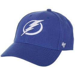 Tampa Bay Lightning Mens MVP Hat by 47 Brand