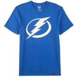 Tampa Bay Lightning Mens Imprint T-Shirt by 47 Brand