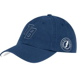 Tampa Bay Lightning Mens Logo Hat by Adidas