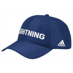 Tampa Bay Lightning Mens Lightning Hat by Adidas