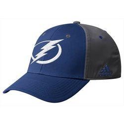 Tampa Bay Lightning Mens Team Logo Hat by Adidas