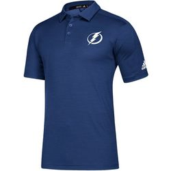 Tampa Bay Lightning Mens Polo Shirt by Adidas