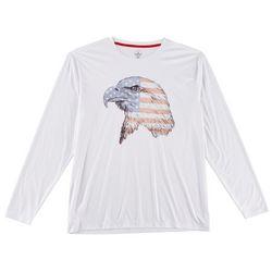 Southern Legends Mens Southern-Tec Eagle Pride T-Shirt