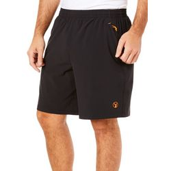 Southern Legends Mens Solid Pull-On Shorts