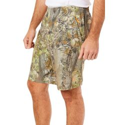 Southern Legends Mens Hickory & Oak Pull-On Shorts