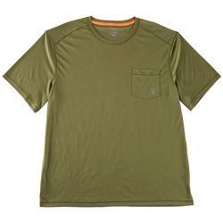 Southern Legends Mens Solid Pocket T-Shirt