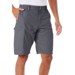 Southern Legends Mens Stretch Canvas Cargo Shorts