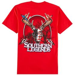 Southern Legends Mens Americana Crossbow T-Shirt