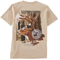 Southern Legends Mens Hunt, Eat, Sleep T-Shirt