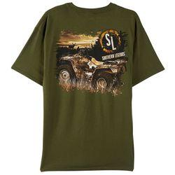 Southern Legends Mens Camo ATV T-Shirt
