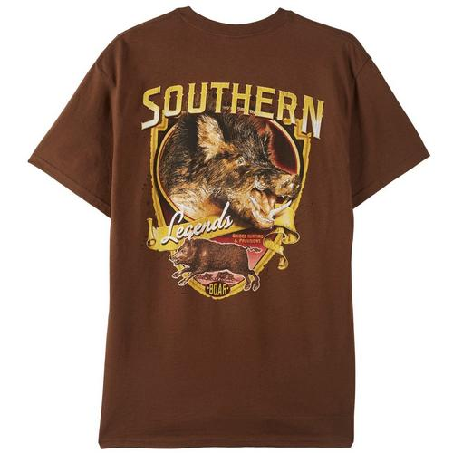 4a3f2332a Southern Legends Mens Boar Country T-Shirt | Bealls Florida