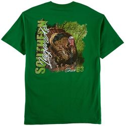 Southern Legends Mens Wild Turkey T-Shirt