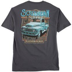 Southern Legends Mens Vintage Pick Up T-Shirt