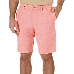 Tackle & Tides Mens Solid Cell Phone Pocket Shorts