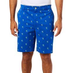 Tackle & Tides Mens Margarita Cell Pocket Shorts