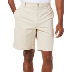 Tackle & Tides Mens Solid Poplin Pocket Shorts