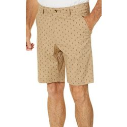 Tackle & Tides Mens Anchor Print Shorts