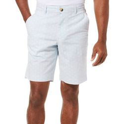 Tackle & Tides Mens Palm Print Shorts