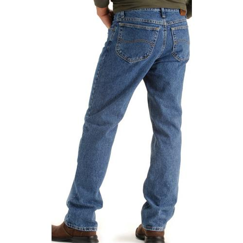 e37ba587 Lee Mens Regular Fit Denim Jeans | Bealls Florida