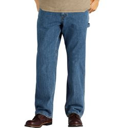 Lee Mens Carpenter Cotton Denim Jeans