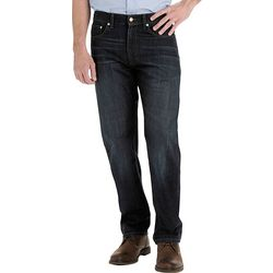 Lee Mens Big & Tall Relaxed Straight Jeans